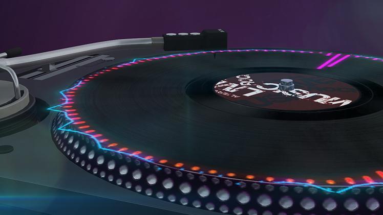 Element 3D and Audio Spectrum Tutorial 4
