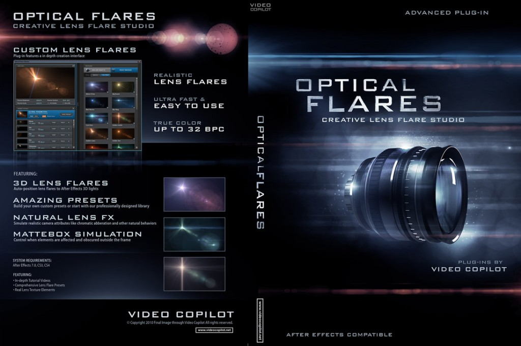 optical_flares_plugin_after effect