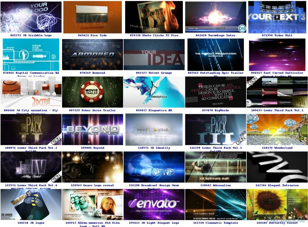 60-project-videohive-bundle-download-free