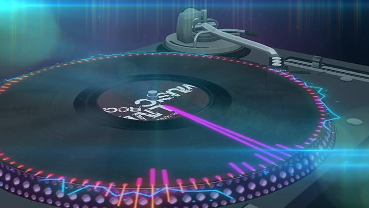 Element 3D and Audio Spectrum Tutorial 6