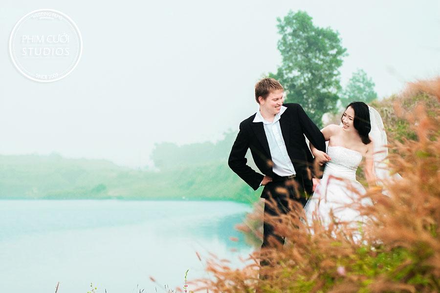 Làm phim đám cưới, dịch vụ sản xuất phóng sự cưới