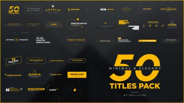 Preview-Image-50-Titles-Pack-After-Effects-Template-Videohive-Nullifier